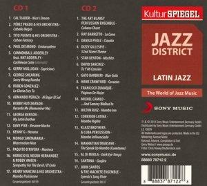 Jazz District - Latin Jazz (KulturSPIEGEL)