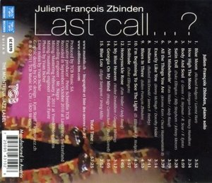 Last Call...?