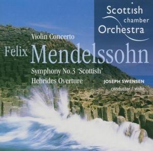Violin Concerto/Sinfonie 3/Hebrides Overture