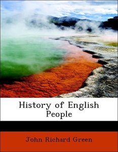 History of English People