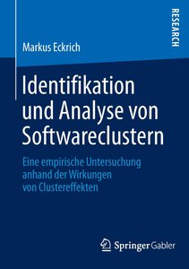 Identifikation und Analyse von Softwareclustern