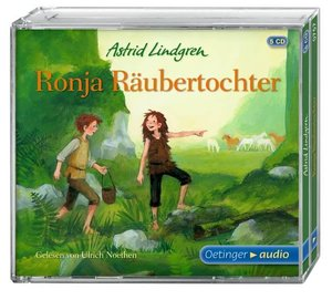 Ronja Räubertochter (5 CD)