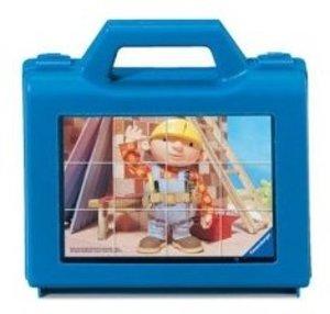 Ravensburger 07431 - Bob der Baumeister, 12 Teile Würfelpuzzle