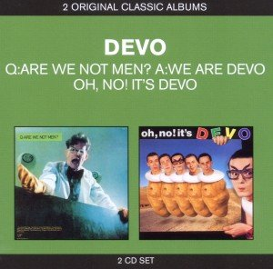2in1 (Are We Not Men?We Are Devo/Oh No!It's Devo)