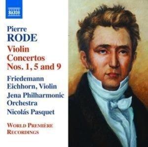 Violinkonzerte 1,5+9