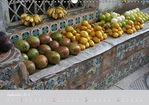 Auf nach Sansibar (Wandkalender 2016 DIN A3 quer)