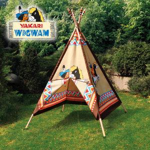 Knorrtoys 86559 - Yakari Zelt/Wigwam