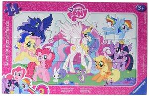 Ravensburger 06129 - My little Pony, Freundschaft ist Magie, 15