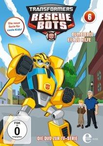 (6)DVD z.TV-Serie-Bumblebee Eilt Zu Hilfe