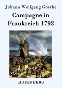 Campagne in Frankreich 1792