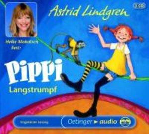 Pippi Langstrumpf (Lesung H.Ma