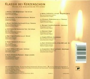 Klassik Bei Kerzenschein