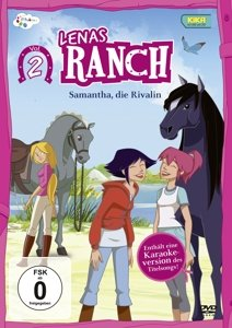 Lenas Ranch Vol.2-Samantha Die Rivalin