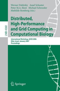 Distributed, High-Performance and Grid Computing in Computationa