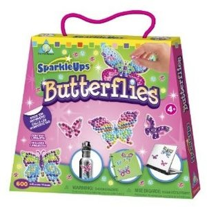 Invento 620400 - The Orb Factory: SparkleUp Butterflies
