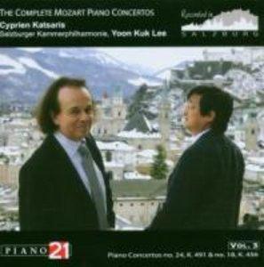Piano Concertos Vol.3