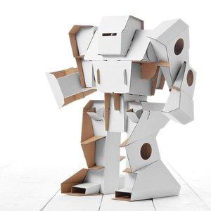 Calafant D2512X - Roboter, Bastelset, LEVEL 3, 39x22x52,5 cm