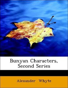 Bunyan Characters, Second Series