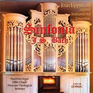 Organ Concertos and Sinfonias