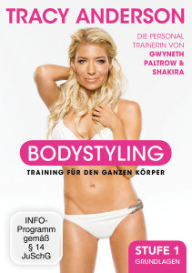 Tracy Anderson: Bodystyling Grundlagen - Stufe 1