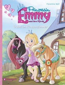 Prinzessin Emmy und ihre Pferde - Trubel im Klassenzimmer