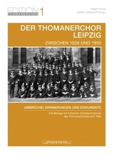 Thomanerchor-Edition I