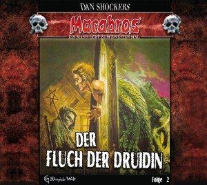 Macabros 2-Fluch Der Druidin (Digipack)