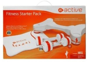 EA Sports Active Fitness Starter Pack für Nintendo WII