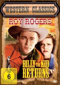 Billy The Kid Kehrt Zurück