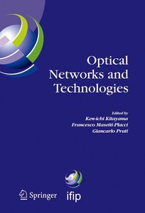 Optical Networks and Technologies