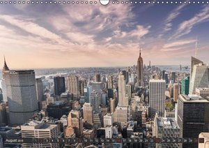 New York City favorites / UK-Version (Wall Calendar 2015 DIN A3