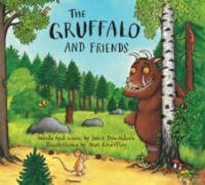 The Gruffalo and Friends. 6 CDs