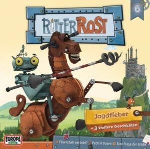 Ritter Rost - Hörspiel zur TV Serie 06: Jagdfieber