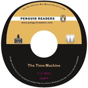The Time Machine, w. MP3-CD