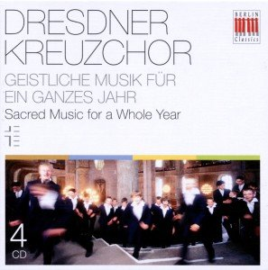 Geistliche Musik Für Ein Ganzes Jahr