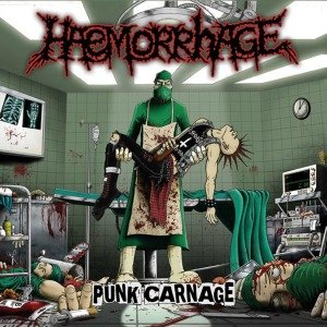 "Punk Carnage (9"")"