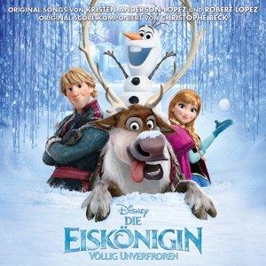 Die Eiskönigin - Völlig Unverfroren (Frozen). Original Soundtrac