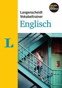 Langenscheidt Vokabeltrainer 6.0 Englisch DVD-ROM