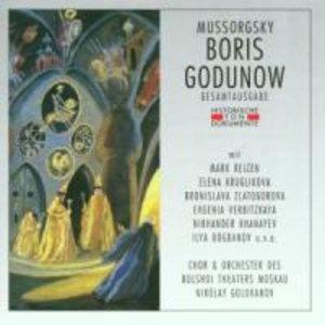 Boris Godunow (GA)