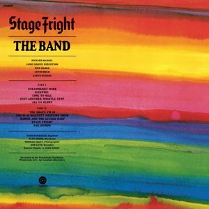 "Stage Fright (12"" LP)"