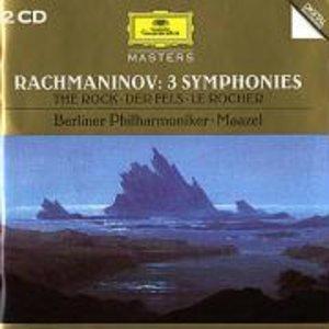 Sämtliche Sinfonien 1-3 (GA)