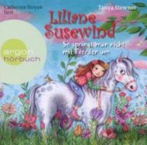 Liliane Susewind-So Springt Man Nicht Mit Pferden