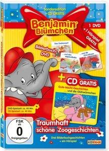 Sp.DVD 2 Filme Zookonz/Nilpferd/Zirk+CD (425014)