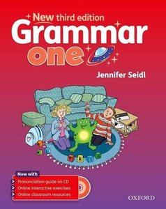 Grammar One. Pupil's Book + Audio CD