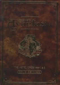 The Metal Opera PT 1 & 2 Gold Edition (Ltd.Ed.)