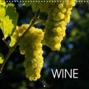 wine (Wall Calendar 2015 300 × 300 mm Square)