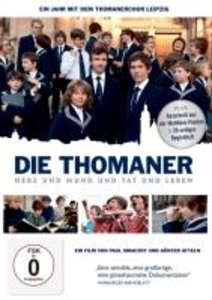 Die Thomaner (DVD)
