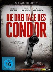 Die drei Tage des Condor. Thriller Collection