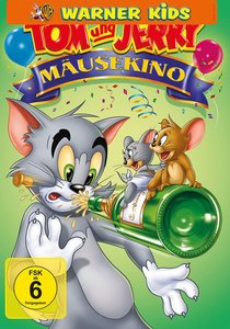 Tom & Jerry - Mäusekino