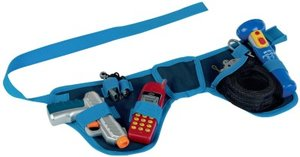 Theo Klein 8807 - Polizei-Gürtel, mit Handschellen, Pistole, Tas